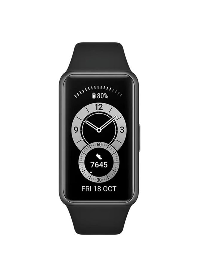 Huawei Band 6 Fitness Trackers, All-Day SpO2 & Heart Rate Monitoring, Up to