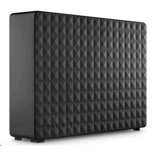 "Seagate 4TB Expansion Desktop 3.5"" USB 3.0 External HDD"