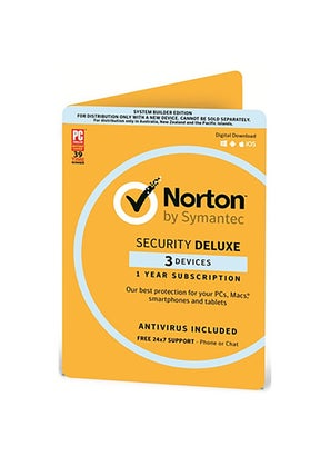 Symantec OEM Norton Security Deluxe 3.0