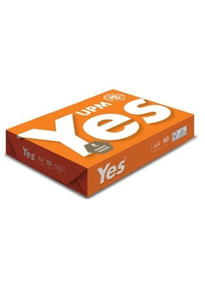 UPM YES Paper A4 80gsm